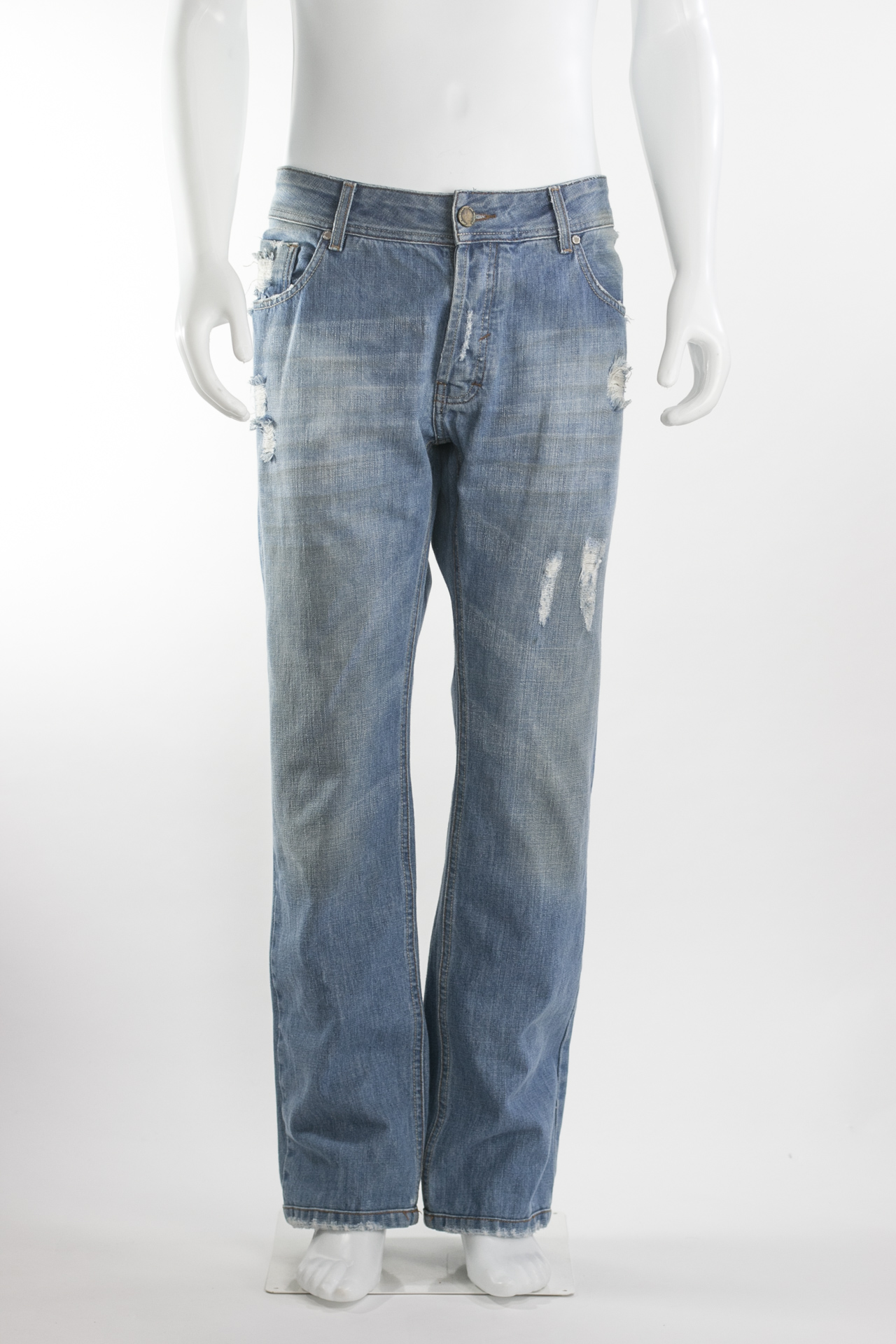 9961aa22a JOHN JOHN - Calça jeans masculina - Brechó Agora é Meu!