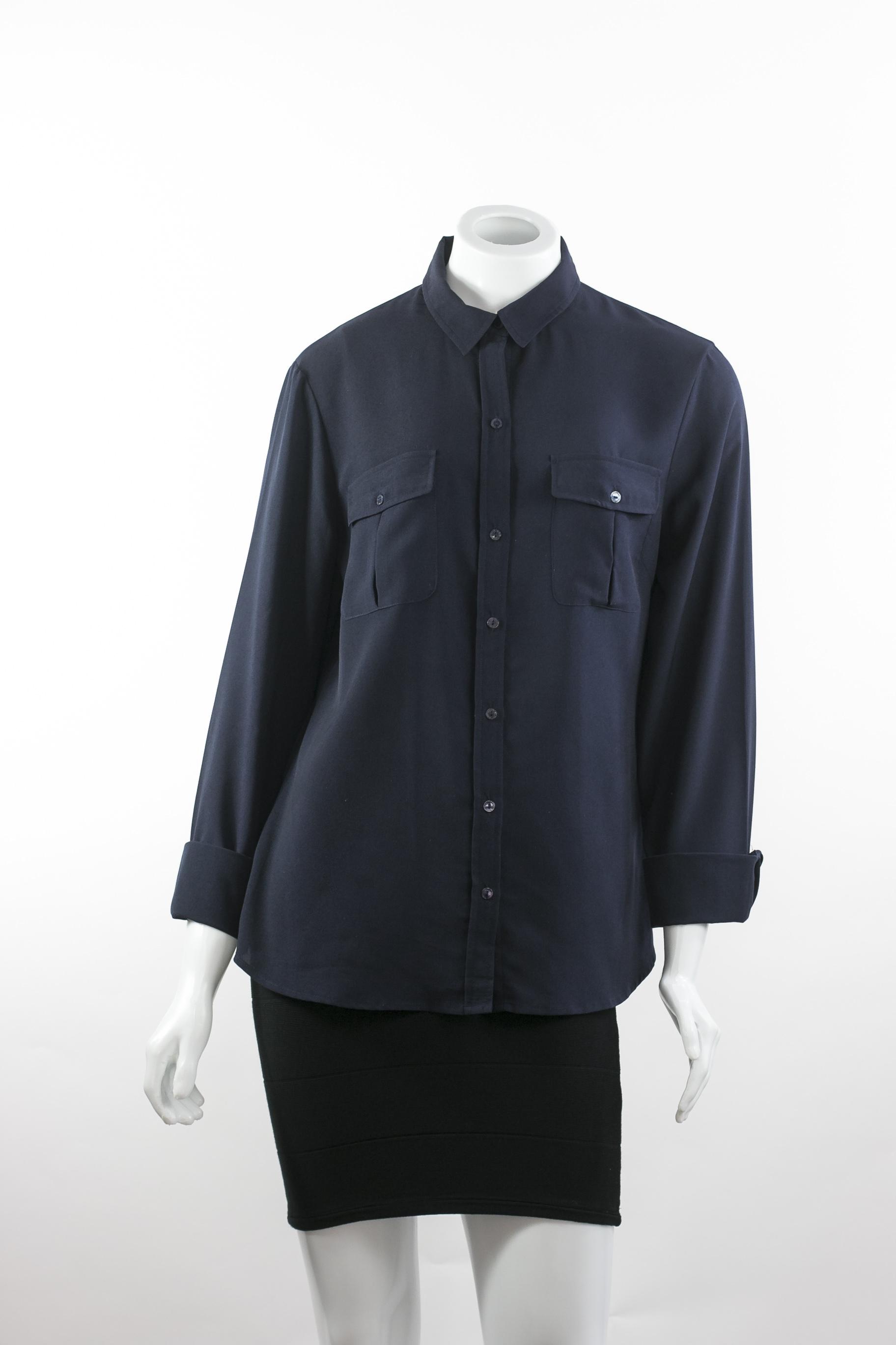 7cf8cc95ed SIBERIAN - Camisa azul - Brechó Agora é Meu!